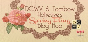 Tombow bloghop
